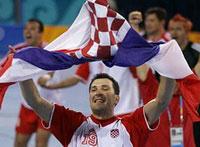 Handball + Croatia = Gold Medal!