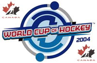World Cup of Hockey 2004 - Go Canada!