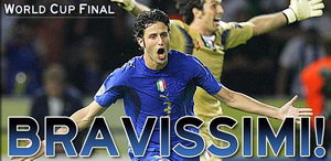 Italy - World Cup 2006 Champions